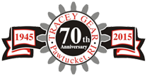 70th Anniversary Tracey Gear & Precision Shaft